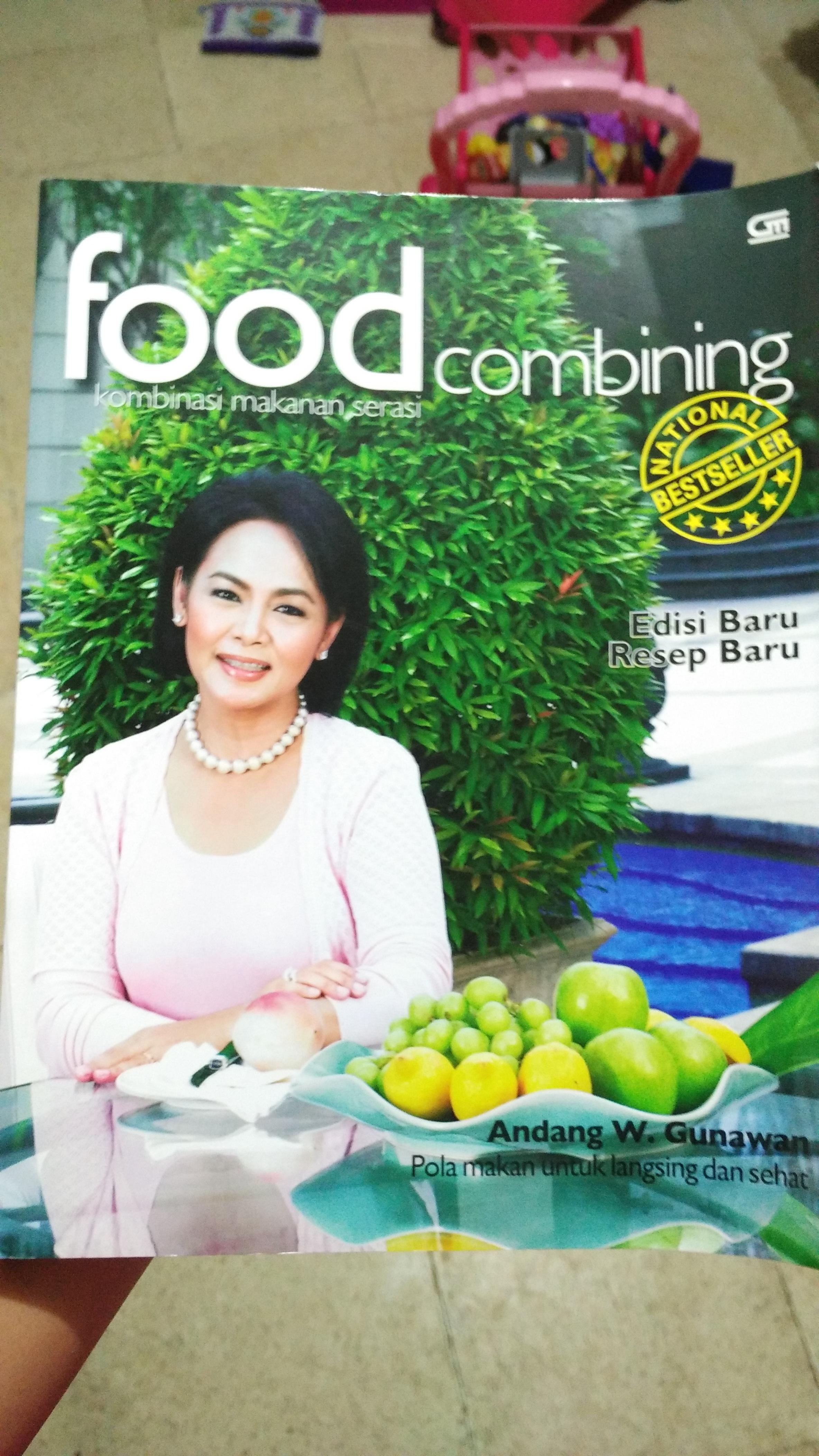 buku food combining andang gunawan